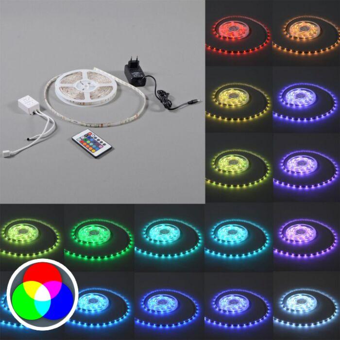 Bande-LED-RGB-flexible-IP20-5-mètres