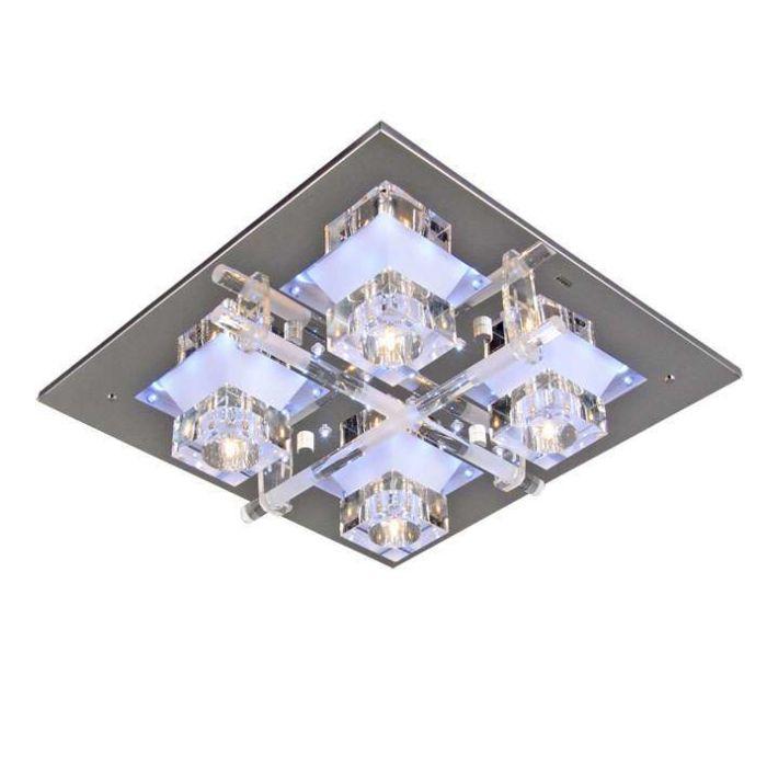 Plafonnier-Ilum-4-chrome
