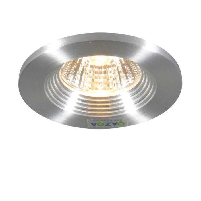 Spot-intégré-Stylo-fixe-en-aluminium