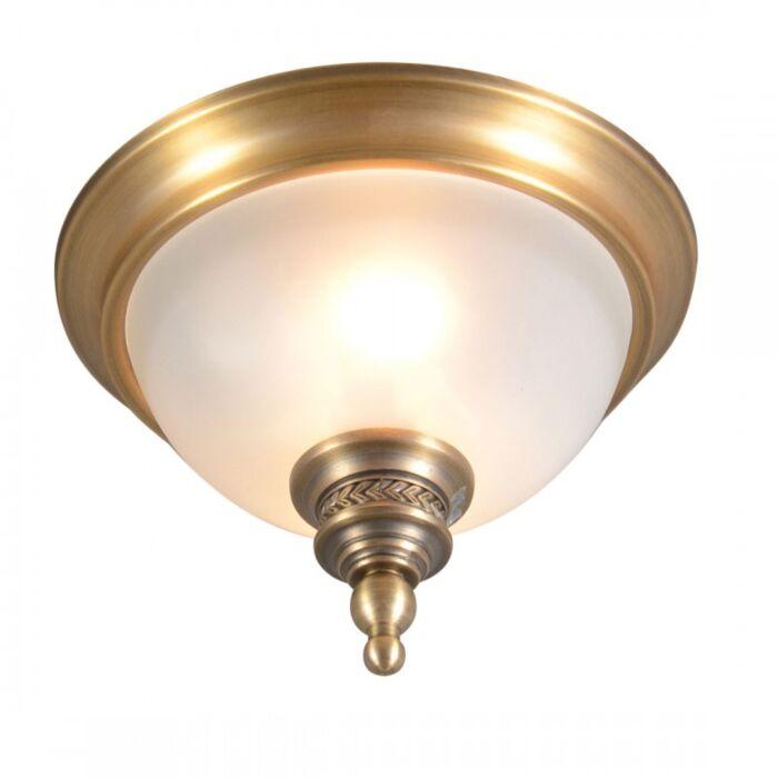 Plafonnier-Elegance-25-bronze