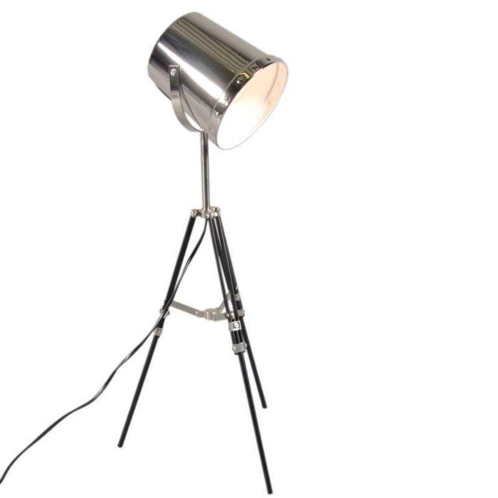 Lampe-de-table-Benna-tripod-noir-chrome
