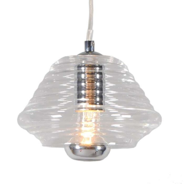 Treviso-II-lampe-suspendue-verre-clair