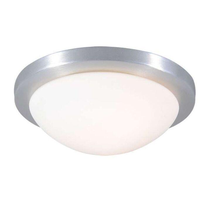 Plafonnier-Menta-28-rond-en-aluminium