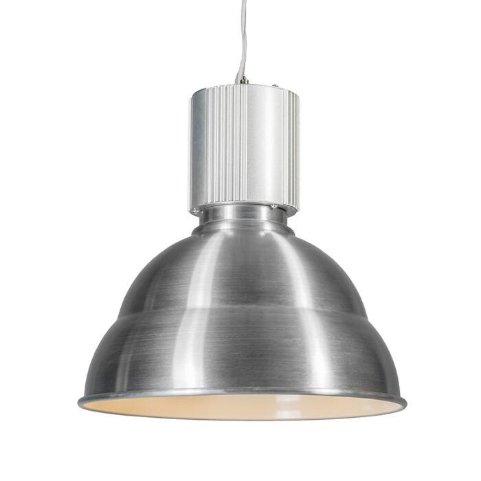 Suspension-Industrie-Aluminium-Brossé