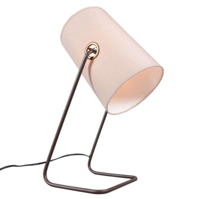 Benzina-lampe-de-table-beige