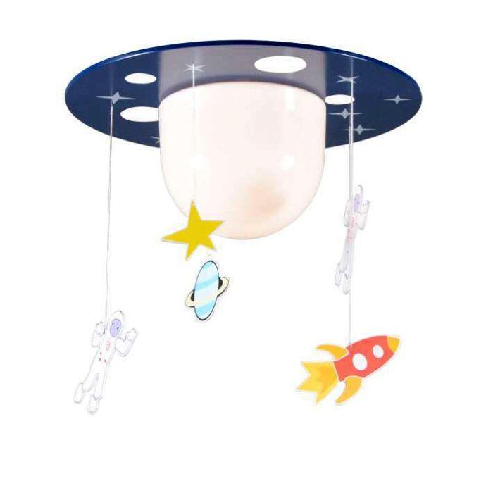 Plafonnier-Kids-Space