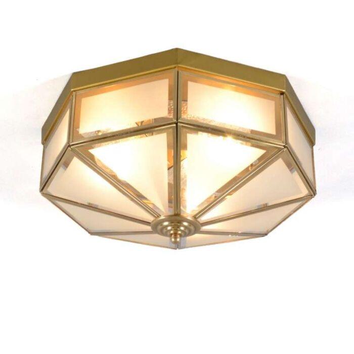 Plafonnier-Newfield-3-bronze