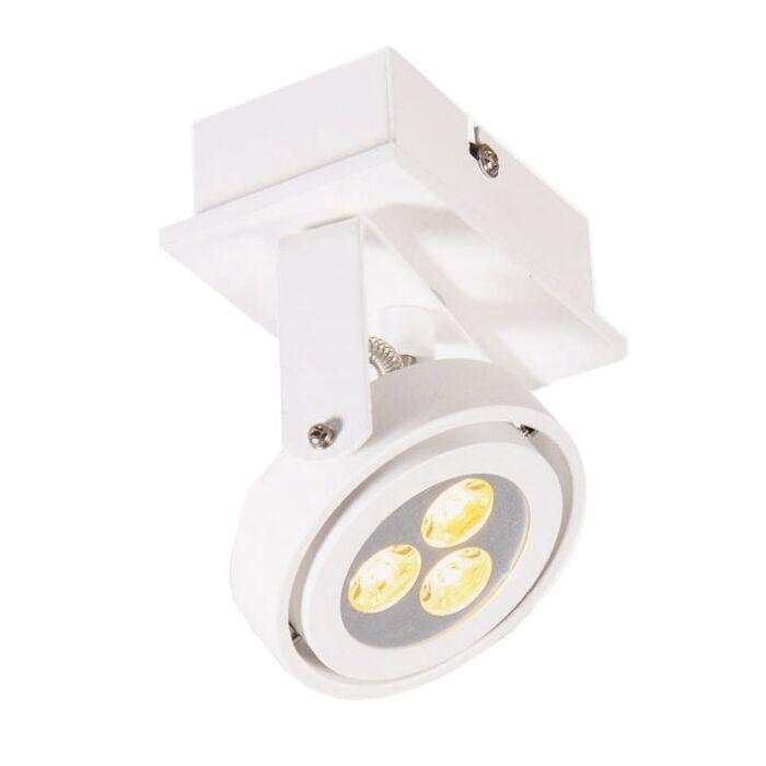 Spot-Keoni-1-LED-blanc