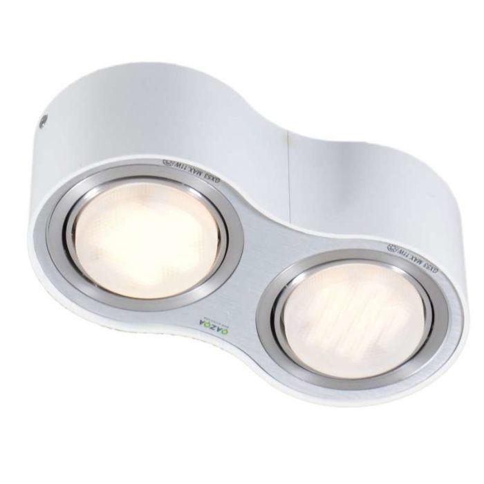 Plafonnier-Flox-2-blanc