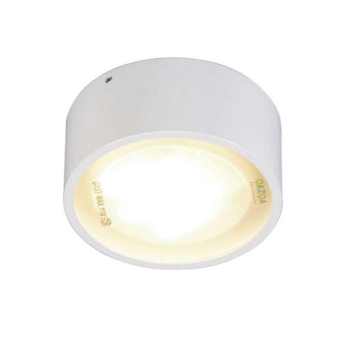 Plafonnier-/-applique-Dox-1-blanc
