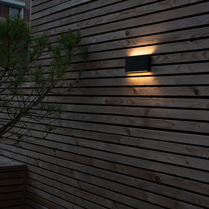 Applique-moderne-anthracite-avec-LED-IP54---Otan-Outdoor