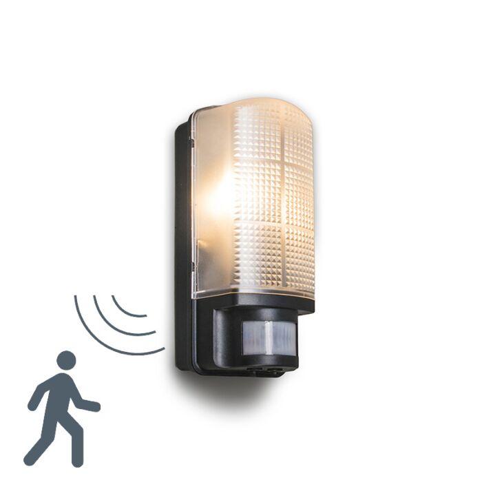 Lampe-d'extérieur-Mossa-avec-détecteur-de-mouvement-noir