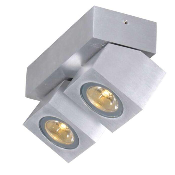 Spot-LED-Rhodium-2-en-aluminium