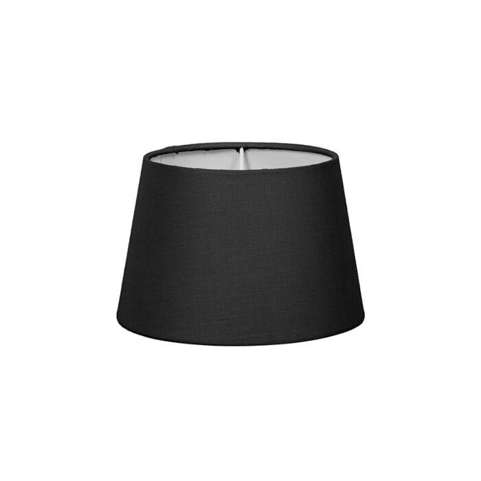 Couvrir-18-cm-autour-de-SD-E27-noir