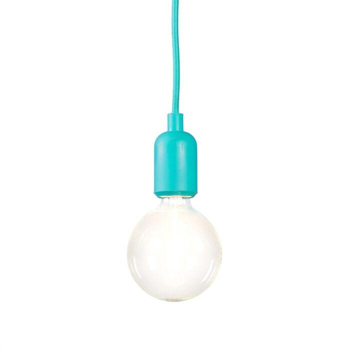 Suspension-turquoise-Cava