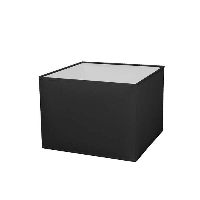 Bonnet-carré-30/30/22-noir-E27