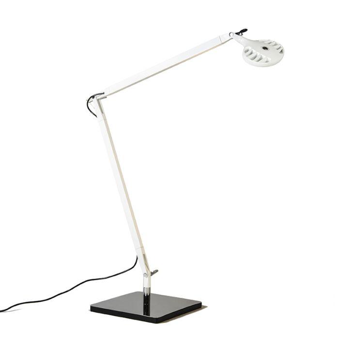 Lampe-de-table-Rivista-blanche