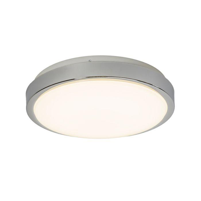 Plafonnier-Avant-12W-LED-chrome