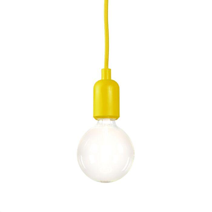 Suspension-jaune-cava