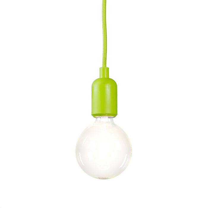 Lampe-suspendue-vert-cava