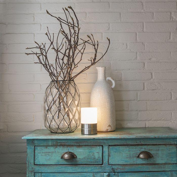 Lampe-de-table-Touch-Me-rond-acier