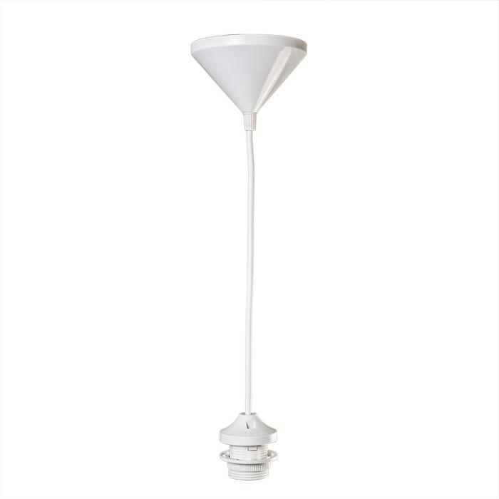 Pendentif-30-cm-E27-blanc