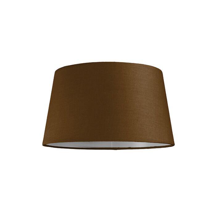 Cagoule-30-cm-autour-du-SU-E27-marron
