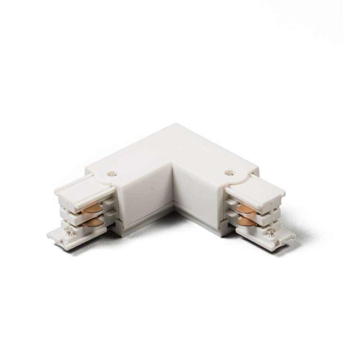Rail-L-Connector-3-phases-gauche-Blanc