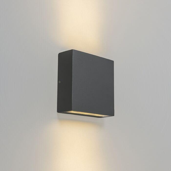 Applique-d'extérieur-gris-foncé-IP54-avec-LED---Otan-Outdoor-6