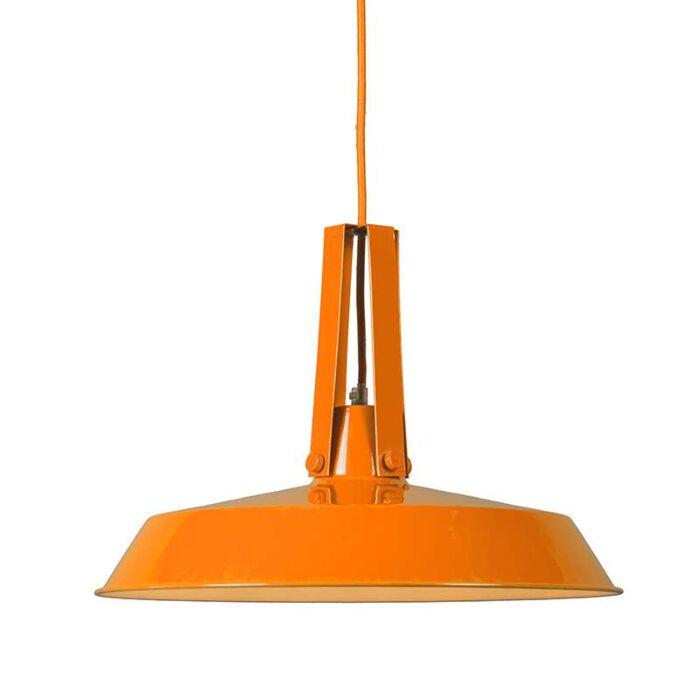 Lampe-vivante-40cm-orange