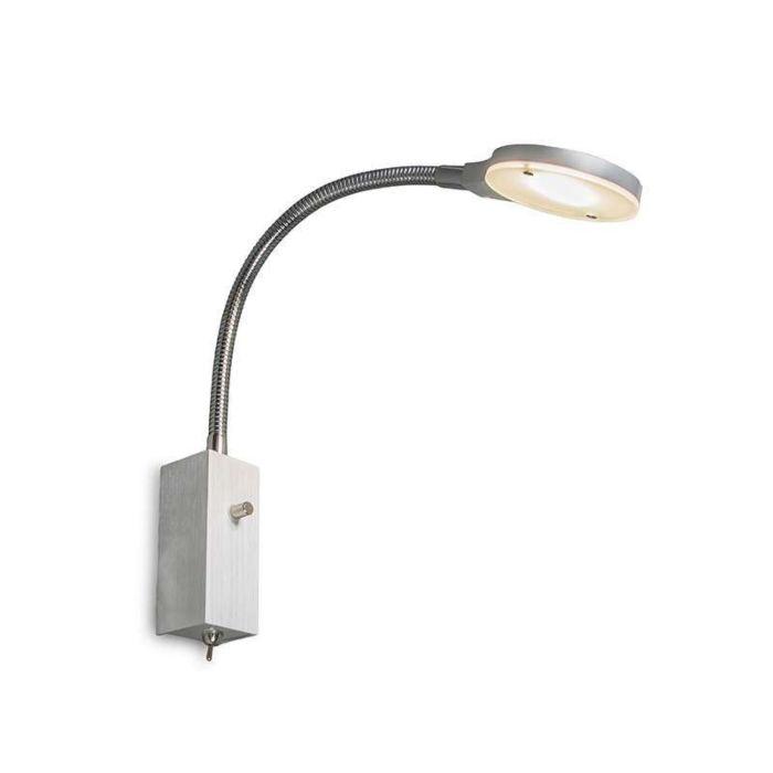 Applique-LED-organique-en-aluminium