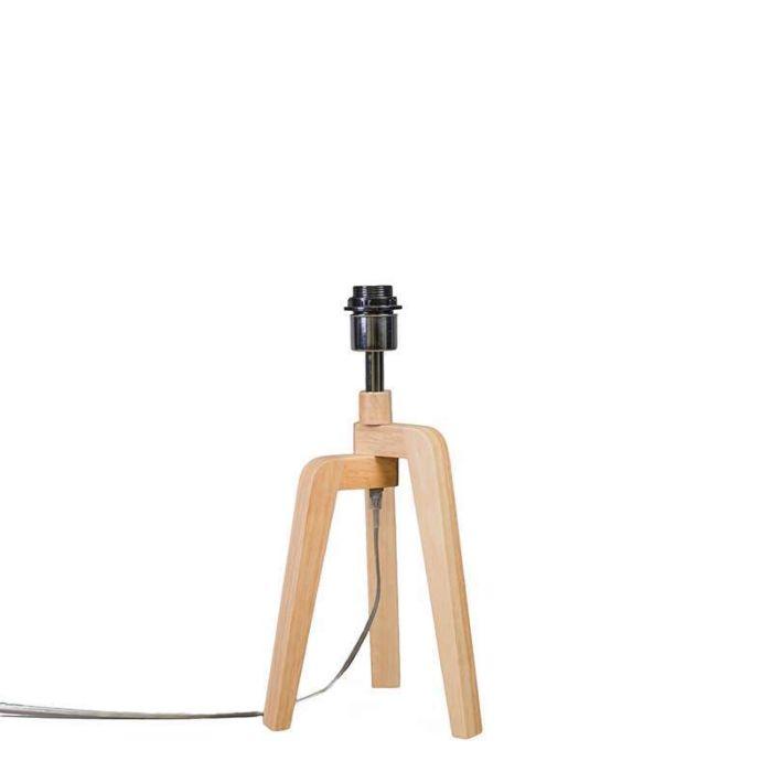 Lampe-de-table-en-bois-Puros-sans-abat-jour