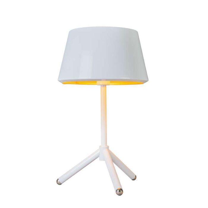 Lampe-de-table-Vegas-blanc-avec-doré