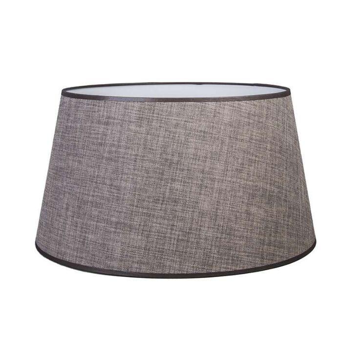 Casquette-50/40-/-27.5-brun-gris