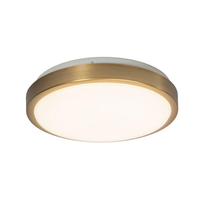 Plafonnier-Avant-12W-LED-Or