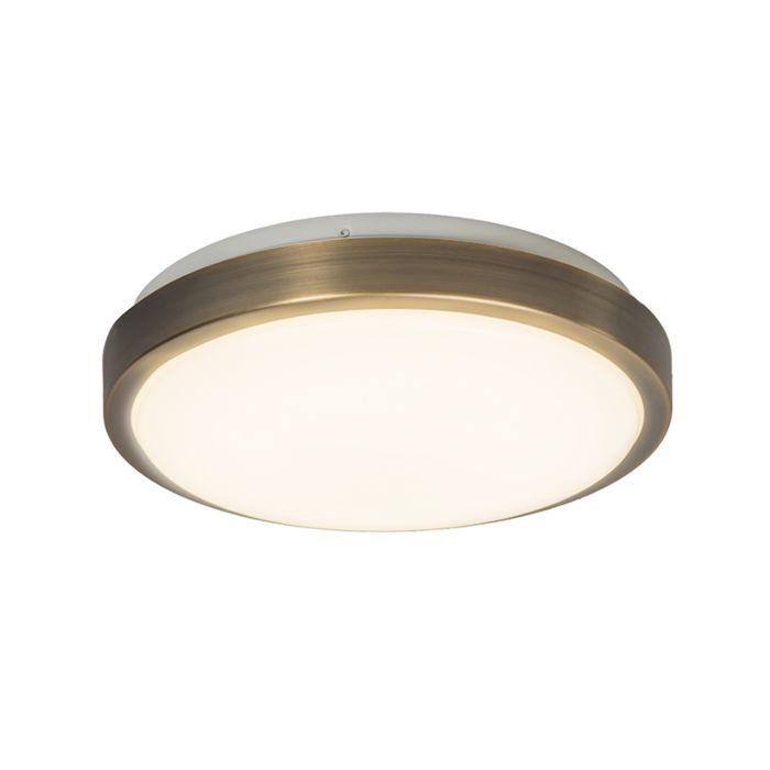 Plafonnier-Avant-12W-LED-bronze