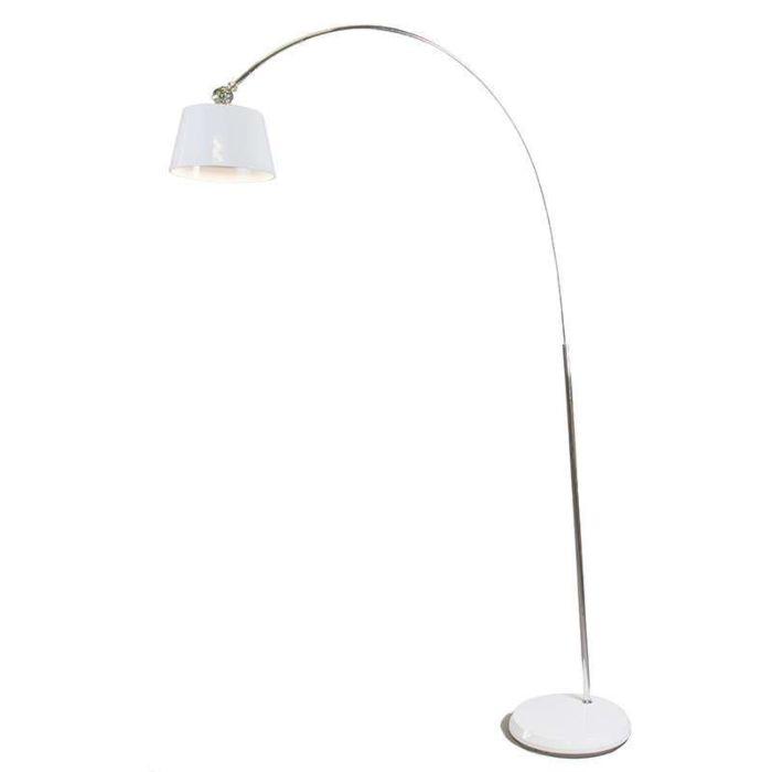 Lampe-à-arc-LED-blanche