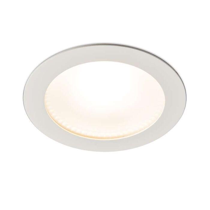 LED-encastré-Invaser-15W-blanc