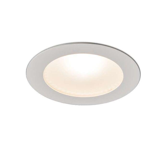 LED-encastré-Invaser-10W-blanc