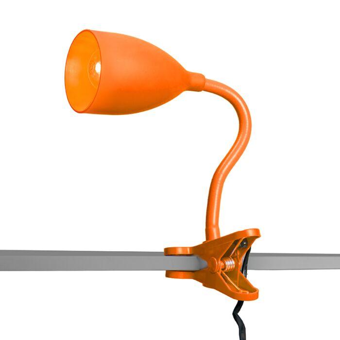 Lampe-de-serrage-Young-flex-orange