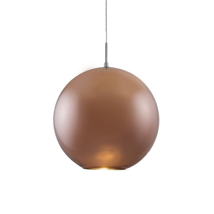 Suspension-Ball-40-en-cuivre