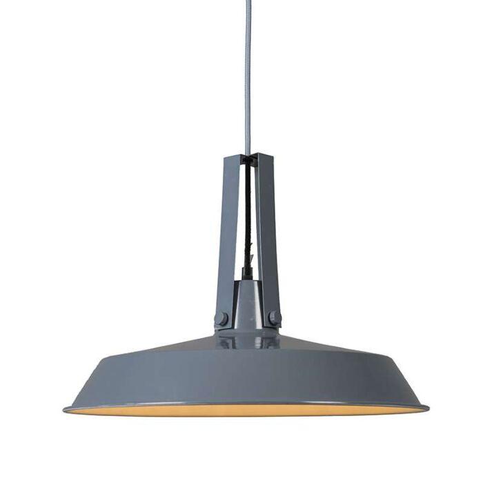 Lampe-Living-40cm-Gris