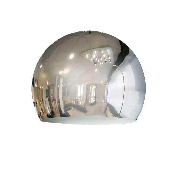 Capuchon-Globe-28cm-chrome