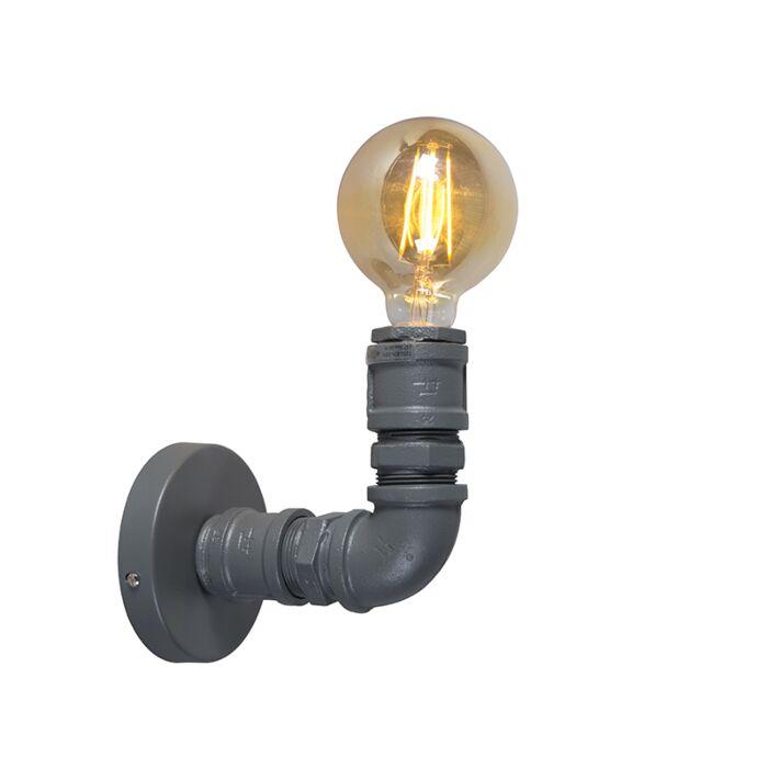 Applique-industrielle-gris-foncé---Plombier-1