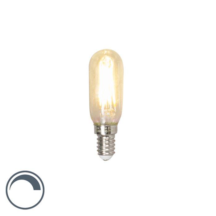 Tube-de-lampe-à-incandescence-LED-E14-240V-3.5W-310lm-T24-dimmable