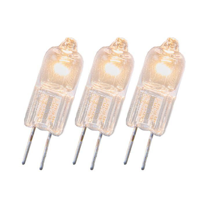 Ampoule-Halogène-G4-20W-12V-Pack-de-3