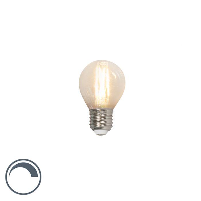 E27-dimmable-LED-filament-P45-boule-lampe-3.5W-350lm-2700-K