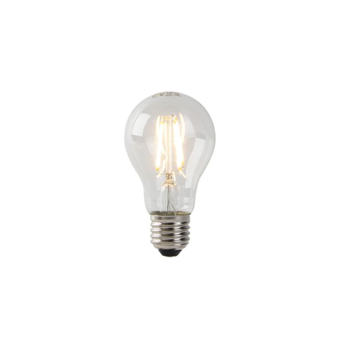 Lampe-à-LED-A60-E27-3W-2200K-filament-clair