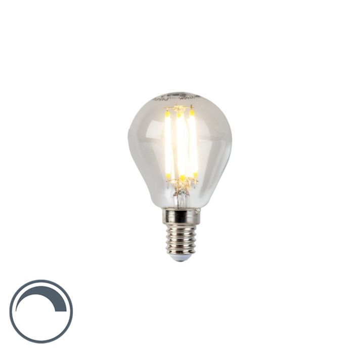 Lampe-balle-à-filament-à-LED-E14-5W-470lm-P45-dimmable