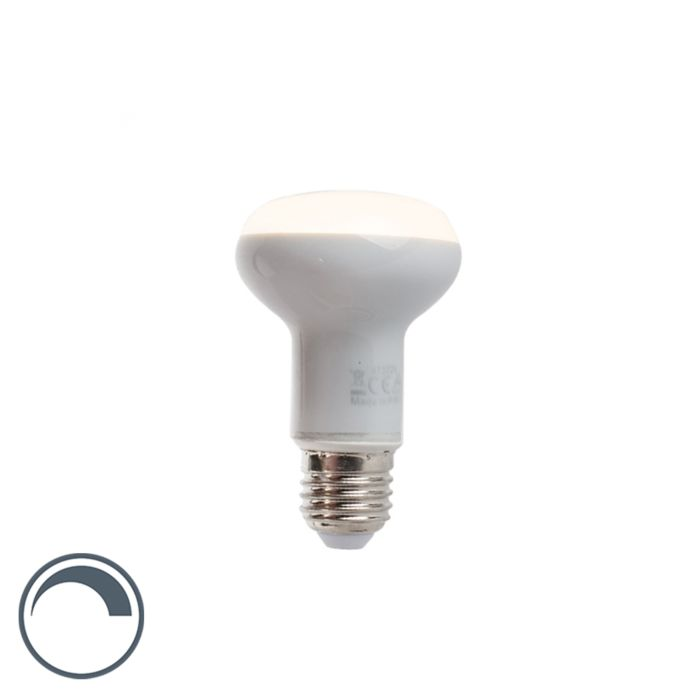 Lampe-à-réflecteur-LED-E27-dimmable-R63-5W-370-lm-2900K